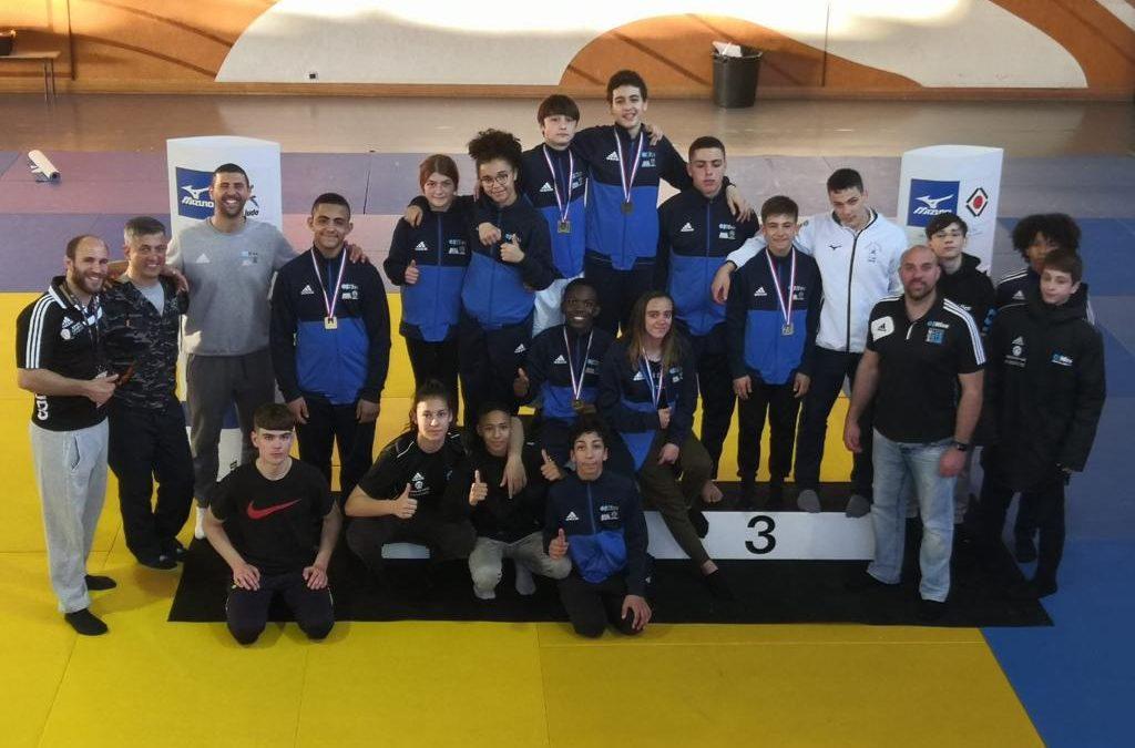 Championnats de France cadets, 12 sélectionnés pour l'OJNice.