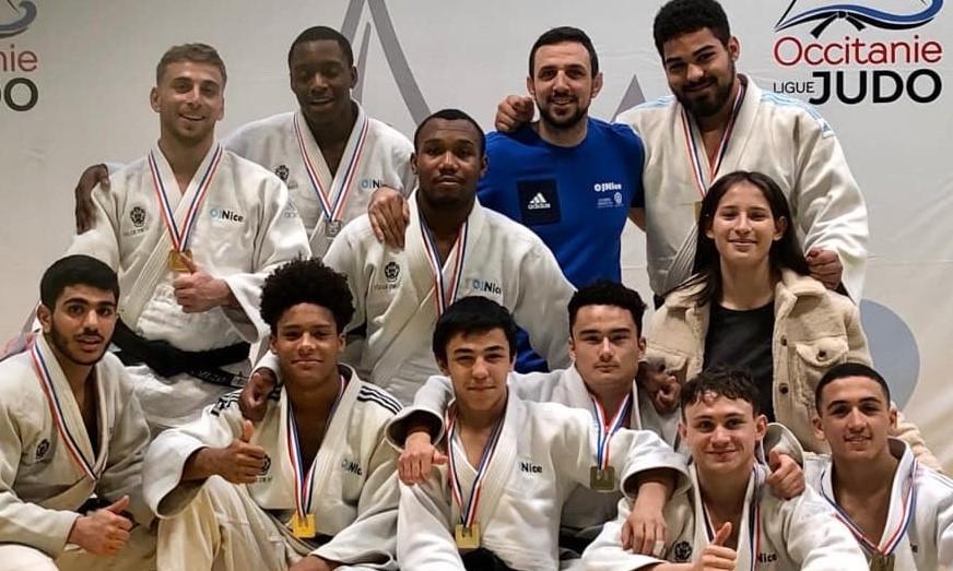 Classement masculin des clubs aux championnats de France juniors 2020.