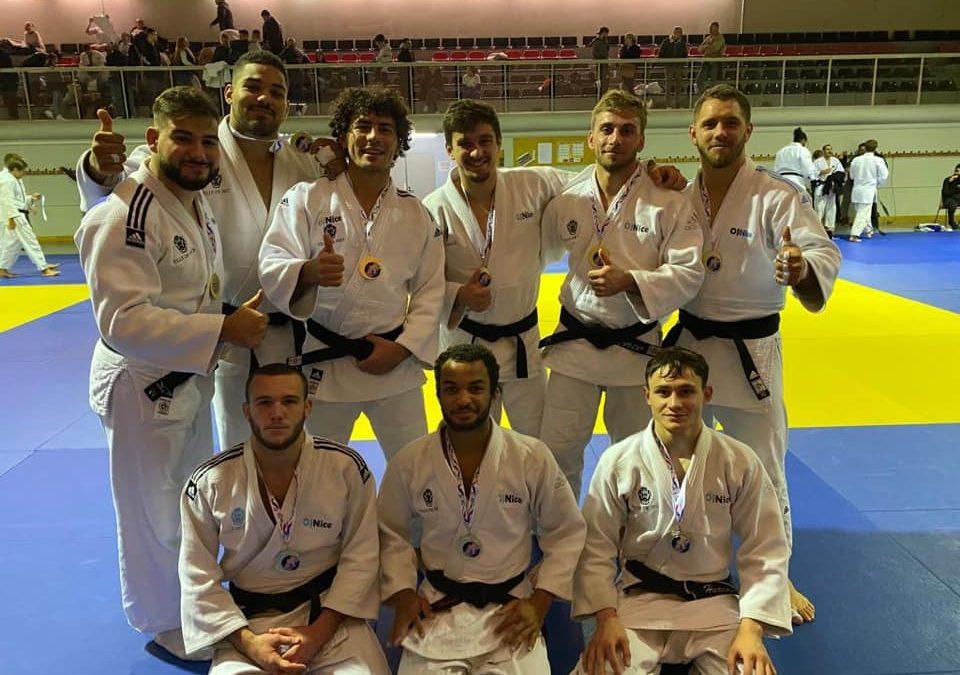 Championnats de France par équipes de clubs 1ère Division.