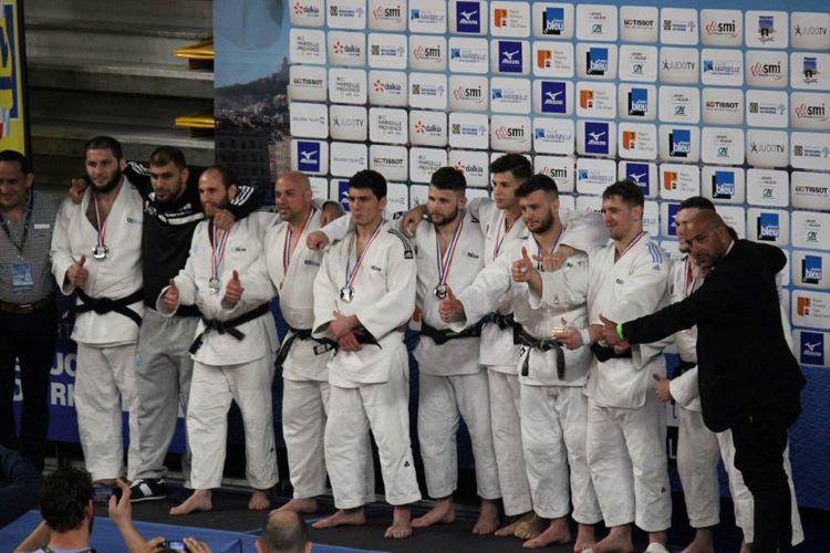OJNice, Vice – Champion de France 2017 par équipes 1er Division.