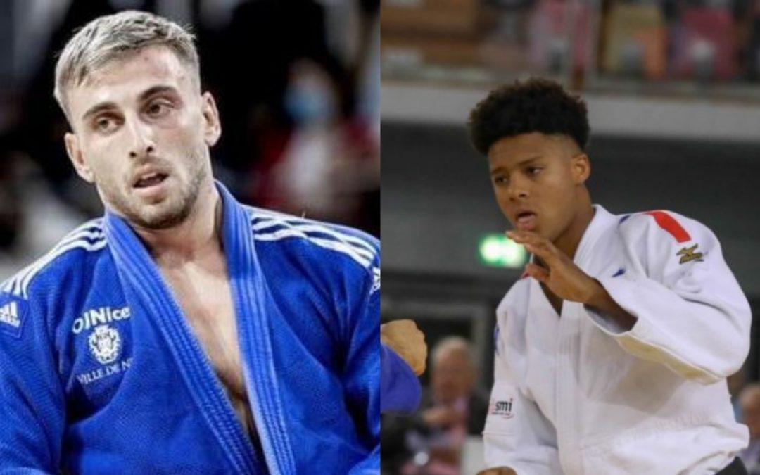 Pas de médailles à Porec pour Enzo Gibelli et Maxime Gobert.