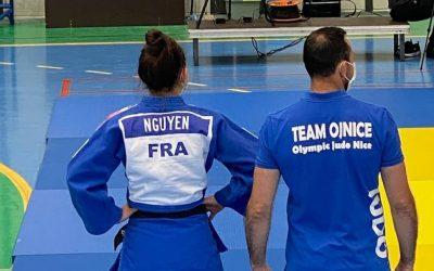 Notre judokate Lili Nguyen intègre le prestigieux INSEP.