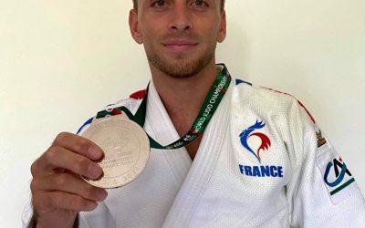 Enzo Gibelli, Vice – Champion du Monde par équipes.