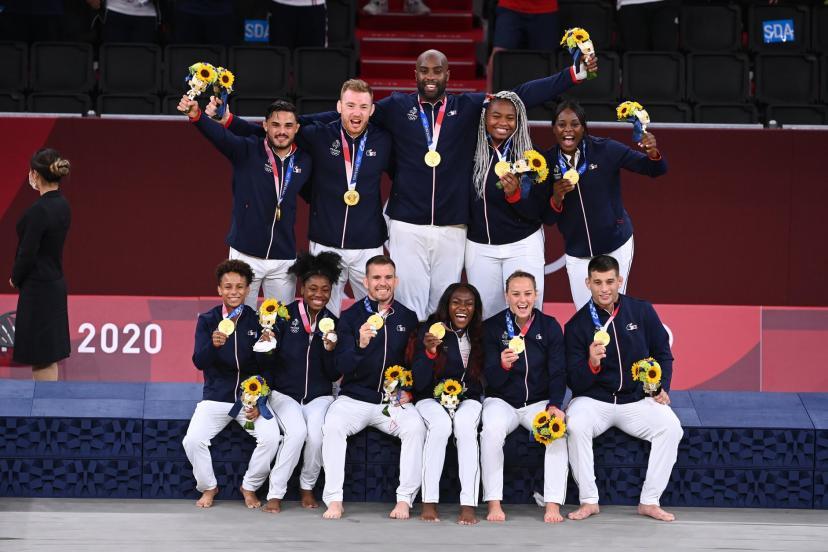 JO 2021 : le judo au sommet… Le bilan de la semaine olympique des Français à Tokyo.