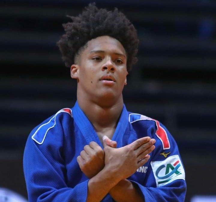 Maxime Gobert, médaillé de Bronze aux Championnats du Monde.